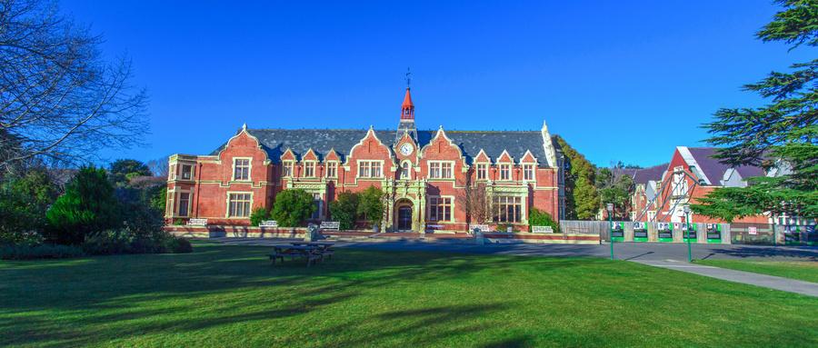 """坐落于新西兰""""花园之城""""的坎特伯雷大学"""